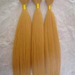 Platin Sarı Ham Saç (4)