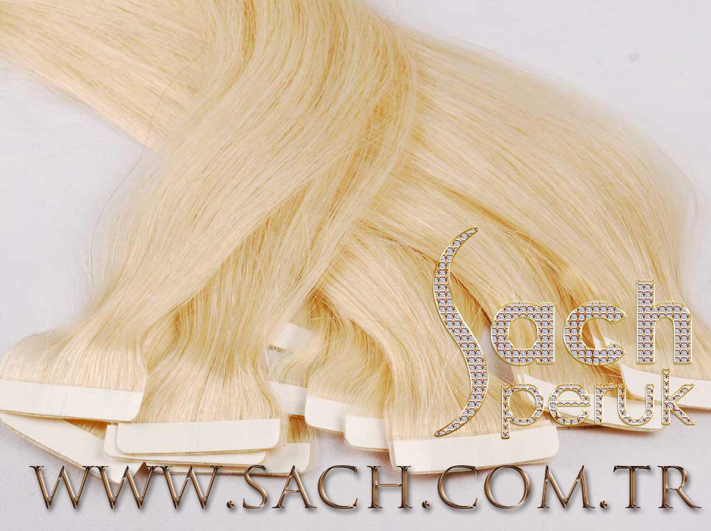 Mikro Bant Saç Kaynak Açık Sarı