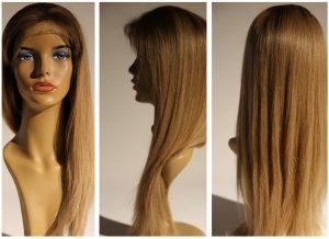 %100 Gerçek Saç Peruk